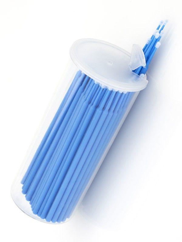 Pennellini Microbrush per extension ciglia con punta larga di 2 mm. Perfetti per applicare i prodotti con la massima precisione. Prezzi per quantità: PIÙ ACQUISTI PIÙ RISPARMI!!  Confezione: 100 pezzi Non rilasciano residui Acquistabili da: 1, 3 o 5 vasetti.
