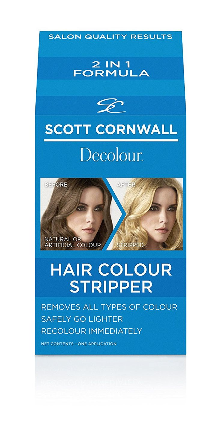Scott Cornwall Decolor Hair Color Stripper >>> Read more details by clicking on the image. #hairupdoideas