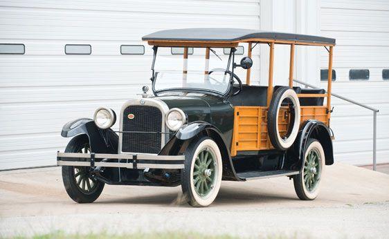 1924 Dodge Depot Hack
