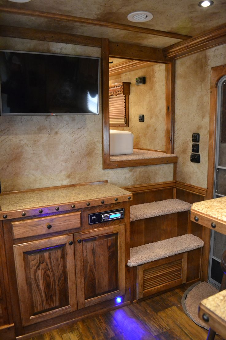 121 Best Images About Horse Trailer Ideas On Pinterest