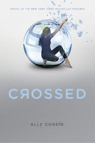 Just started and finished Crossedl I read it in a single day. I do love this trilogy so far. Book one was by far better, but I obviously couldn't put this one down either. Not sure how I will stand waiting for number three.    Crossed, is quite slow for a young adult read--mature readers are apt to appreciate it more than those that want fast adventures.: