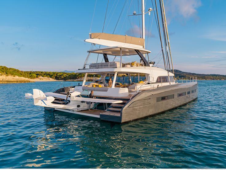 Katamaran segeln luxus  1144 besten Catamaran Bilder auf Pinterest | Behälter, Boot fahren ...