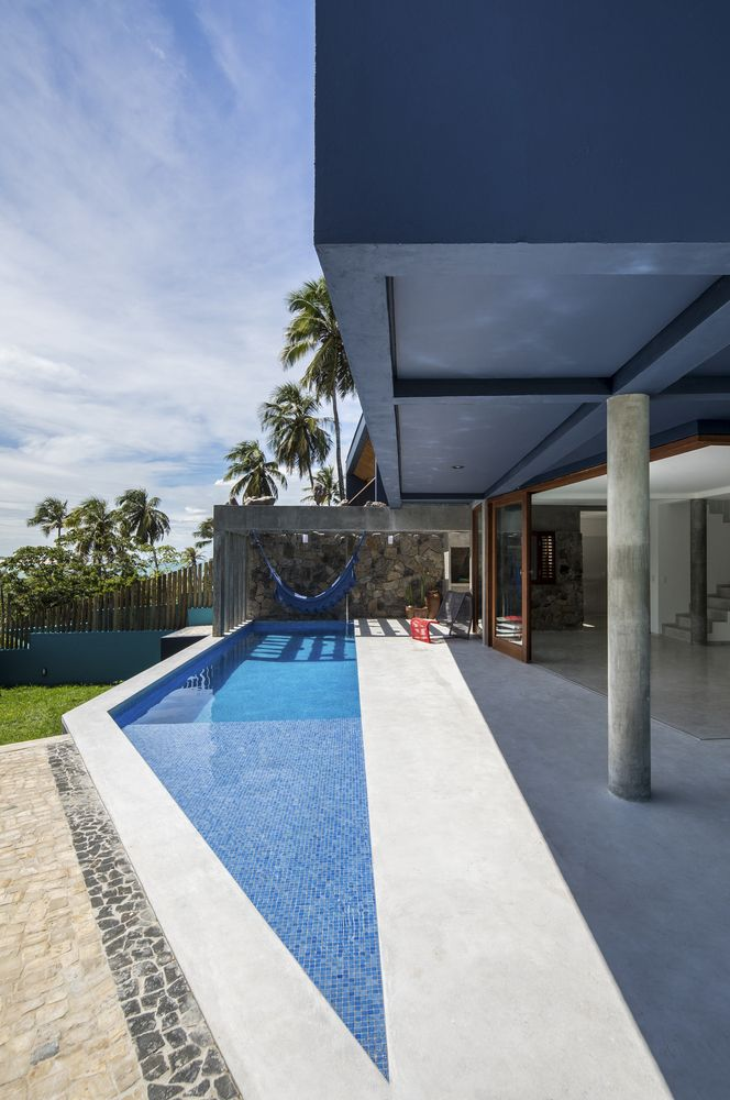 Gallery Of Sunset Houses Vilela Florez 3 Rio Grande Do Norte House Design Home Family