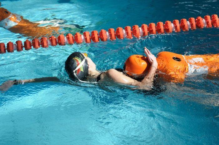 Nuoto Rescue assoluti junior campionati salvamento a Riccione dal 20 al 22 luglio 2014. Una disciplina che unisce l'utile al dilettevole in maniera competitiva