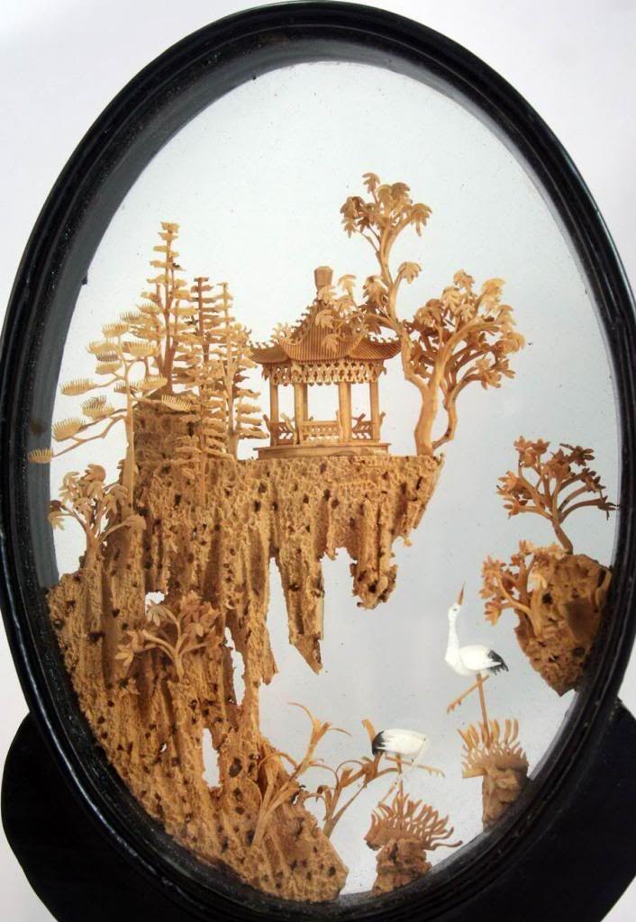 Asian Cork Art 81
