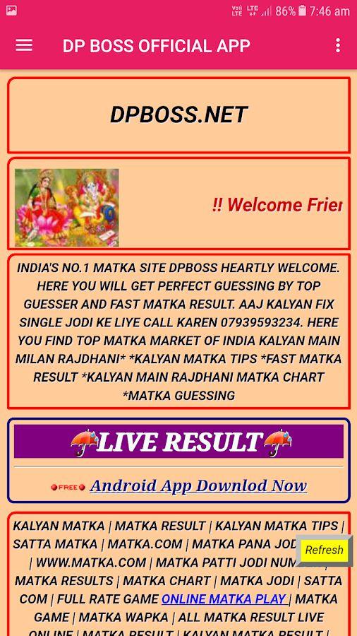Abundant And Chart Kalyan Chart 42 Unusual Weekly Kalyan