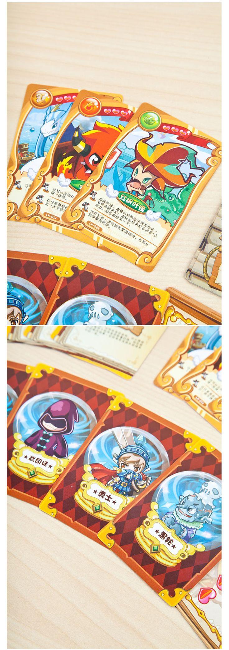 Cards design