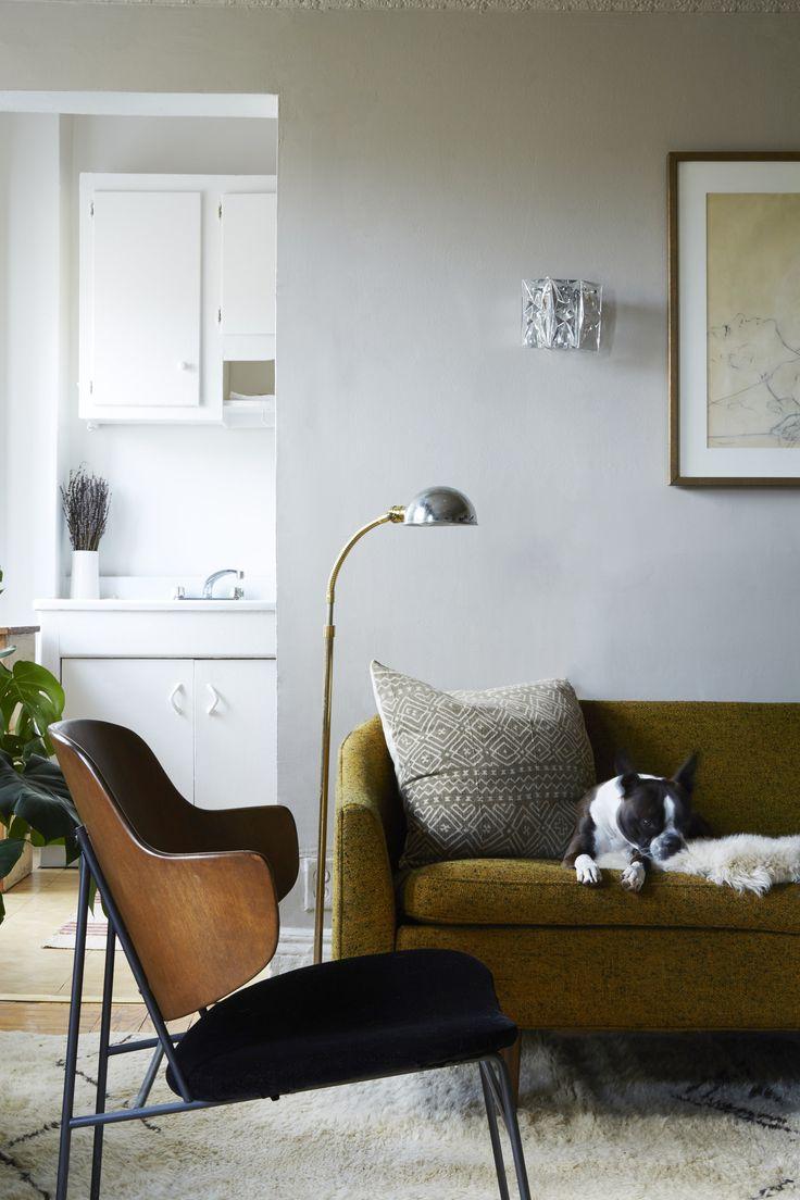 best 25+ olive green couches ideas on pinterest | dark blue walls