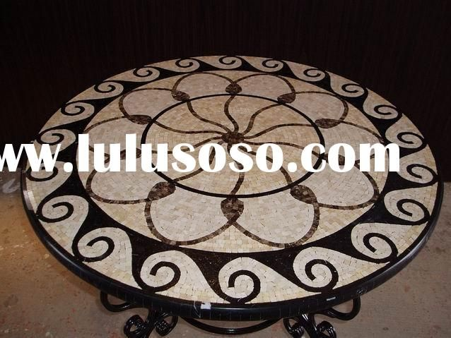 Mosaic Tile Table Tops Mosaic Tile Table Top Pattern