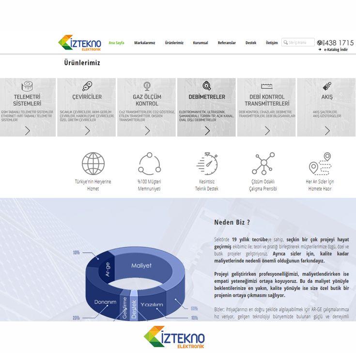 Ülkemiz için üretiyoruz,  Web sitemizi ziyaret ettiniz mi? www.iztekno.com.tr  #iztekno