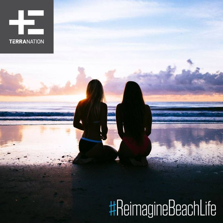 This #summer enjoy every #beach moment with the innovative beach gear of #TerraNation. With who are you going to watch the sunset today? Get to know #TerraNation and #ReimagineBeachLife