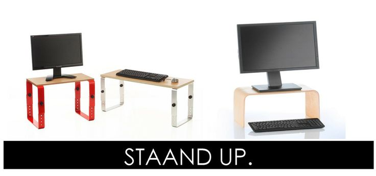 adjustable keyboard riser for use with the standing desk Im going