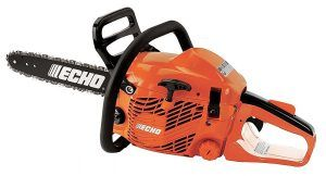 Best Chainsaw review no. 3. Echo CS-310 14-Inch Chain Saw. You're not going to be able to pick up a very good, brand-new gas-powered chainsaw for a song. But here's a reasonably-priced model for those who don't need the power and size of the first two entries in this best chainsaw review top 5 list.