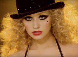 Christina Aguilera Burlesque Makeup   Burlesque Makeup: Christina Aguilera - Express