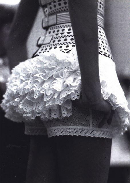 Azzedine Alaïa spring/summer 1992 #Fashion