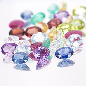 Birthstone Charms #TreasurePods Every stone has a meaning