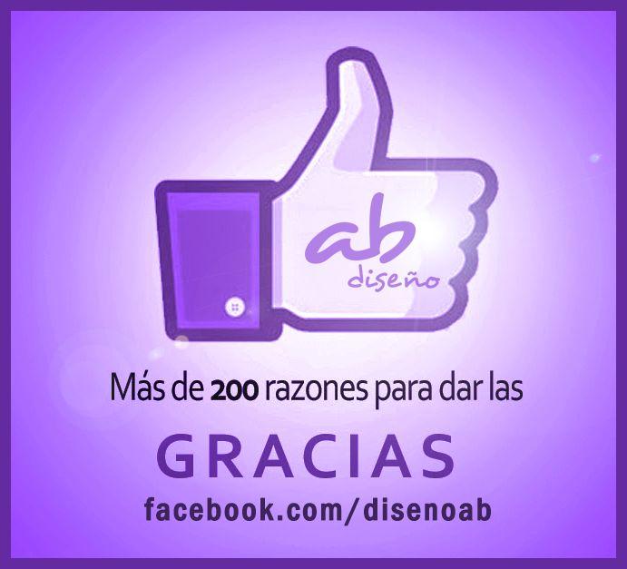 Buen día!!!! y MUCHAS GRACIAS POR ACOMPAÑARME!!!!!!! .... https://www.facebook.com/disenoab