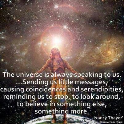 Just quiet your mind and listen... http://Abundance4Me.net