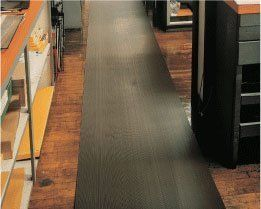Ranco Industries 1CV36 Corrugated Runner .12 in. x 3 ft. x 105 ft. by Ranco Industries. $449.55. Helps remove dirt and mud from shoes with only routine maintenance using a broom.. Also provides floor protection for high traffic areas.. Colors: Black.. Deep V-groove liner pattern, primarily for non-slip applications.. Size: 1/8 x 3' x 105'.. RACO has products and solutions to meet your unique needs. We pride ourselves on offering the most up-to-date line of products anywher...