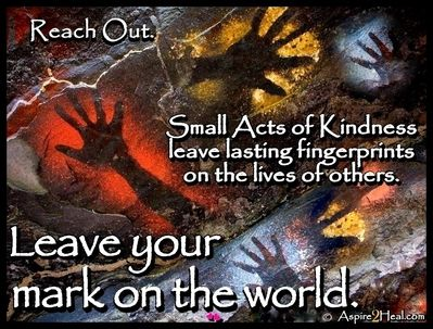 Leave Your Mark |Leave Your Fingerprint Quotes