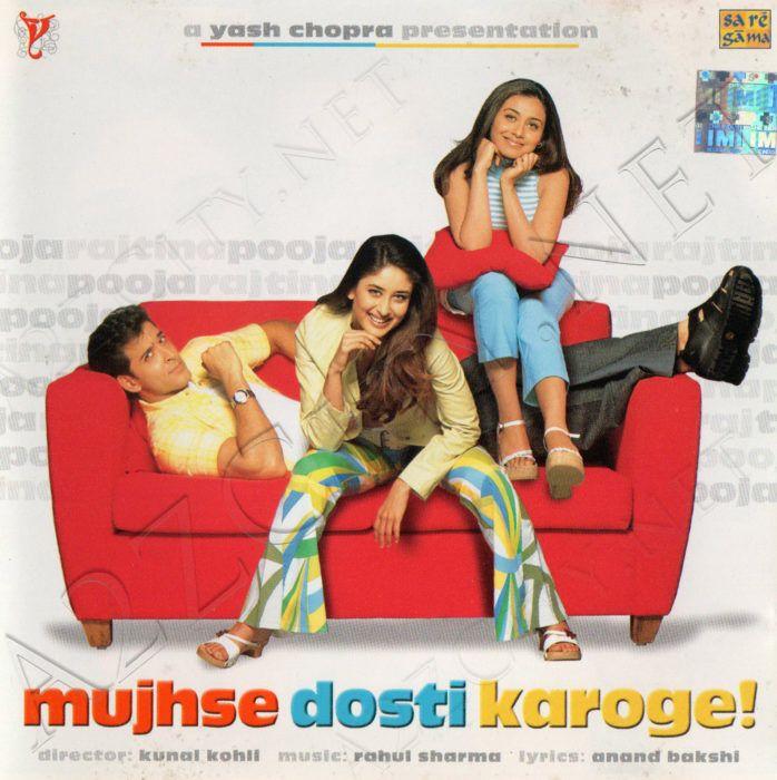 Mujhse Dosti Karoge Songs Mujhse Dosti Karoge 320vbr Mujhse Dosti Karoge 320 Kbps Mujhse Dos Bollywood Movies Movies Online Free Film Latest Hindi Movies