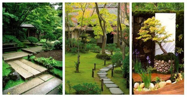 Odrobina Japonii w ogrodzie: najnowsze projekty #STYL JAPOŃSKI #OGRÓD #INSPIRACJE #ARANŻACJE #PORADY