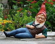 Be cool man. Have fun. 5 inexpensive summer date ideas for first dates! - Bring back the #retro - Paint your own Gnome! 5 great summer date ideas PLUS Match.com Summer 2013 Promo Code  http://datingwebsitereview.net/5-inexpensive-summer-date-ideas-for-first-dates/ #relationships #dating #fun