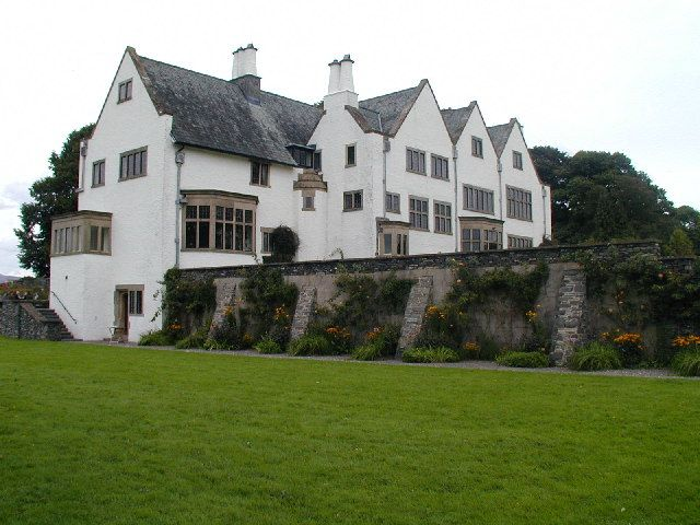 Blackwell , Windermere. A wonderful Arts and Crafts House