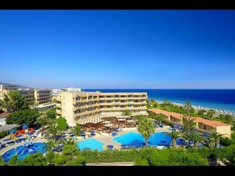 Οικογενειακό ξενοδοχείο Ρόδος | Ξενοδοχείο Sun Beach Ιαλυσσός