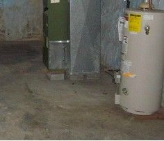 How to Clean an Unfinished Basement Floor