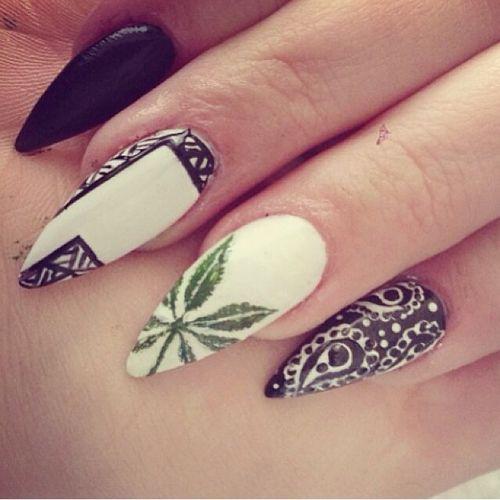 Nails>> F*C*i*N DOPE