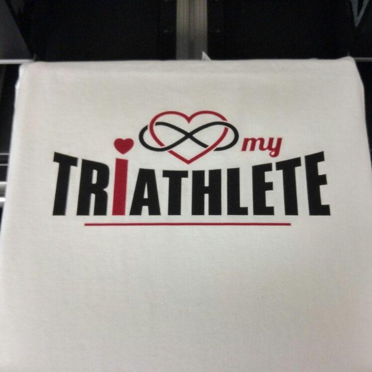 I love my Triathlete!!
