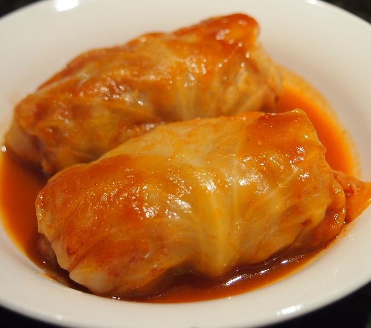 Slow Cooker Potato-Stuffed Cabbage Recipe