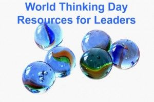 Here are two websites for leaders to use to help plan their World Thinking Day activities.