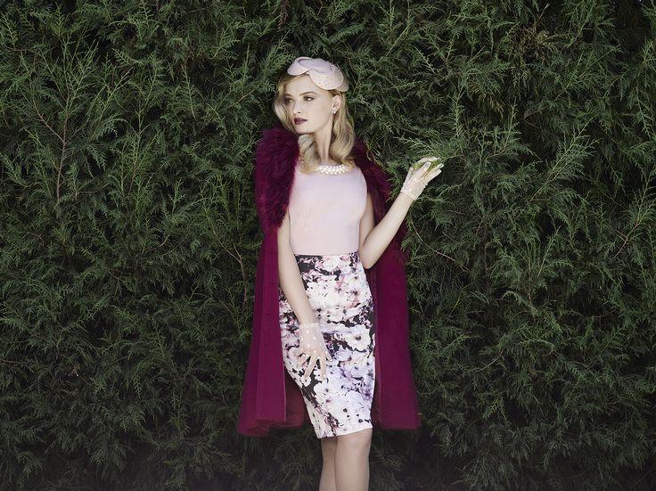The Lacy Coat, Marchess Dress & Black Dahlia Skirt!