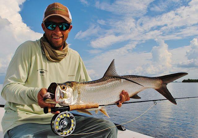 Fly fishing on pine island my fort myers sanibel bucket for Deep sea fishing fort myers florida
