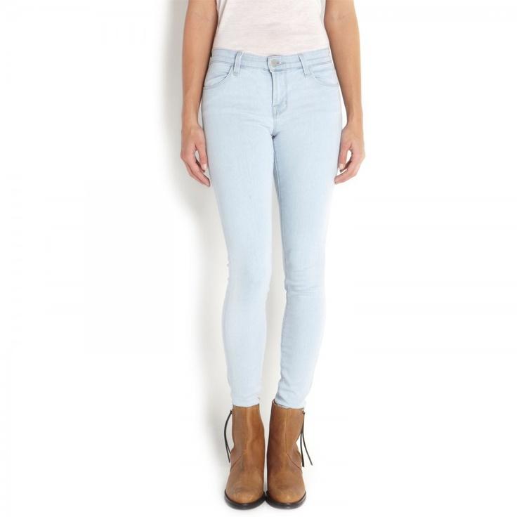 Super mid-rise skinny jeans, Skinny, Harvey Nichols Store View