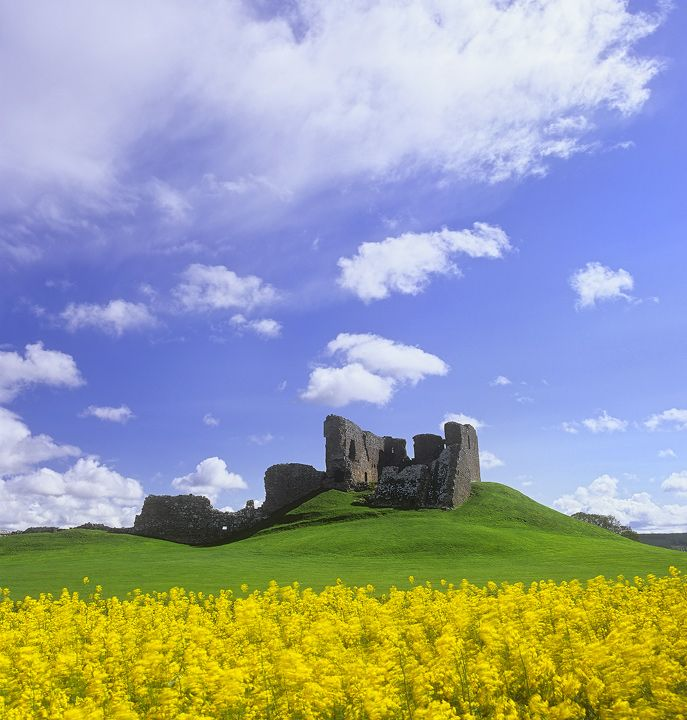 Duffus Castle, Moray - Ian Cameron