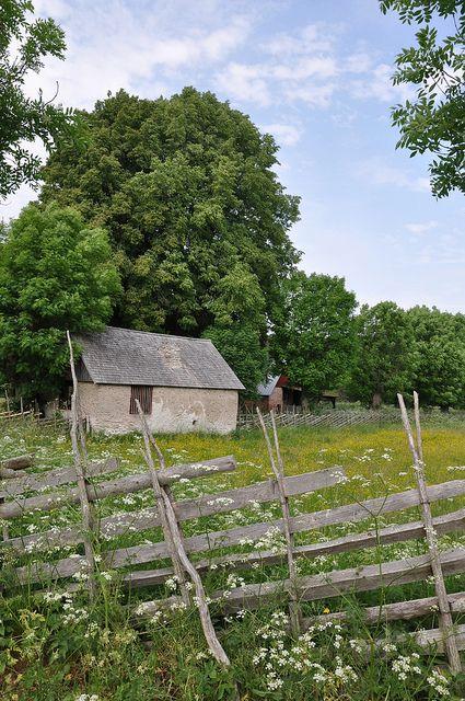 Norrby museigård & kulturreservat, Gotland by Bochum1805, via Flickr