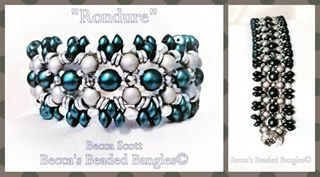 Entries for the 2017 design challenge. Each of these entries are reviewed by our staff, and must use exclusive Potomac Bead Company products. See the contest rules for details.
