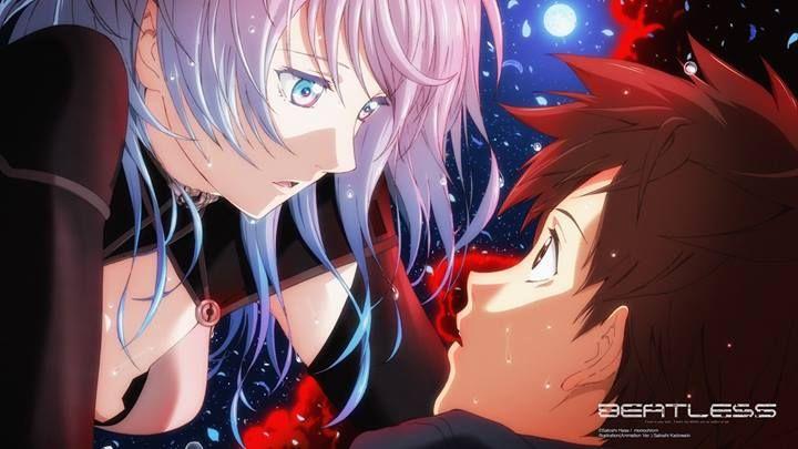 Hase Satoshi x monochrom x redjuice 「BEATLESS」 Anime Illustration by Satoshi Kadowaki