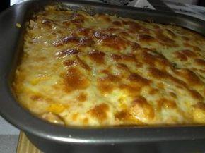 Omelete de forno sem óleo