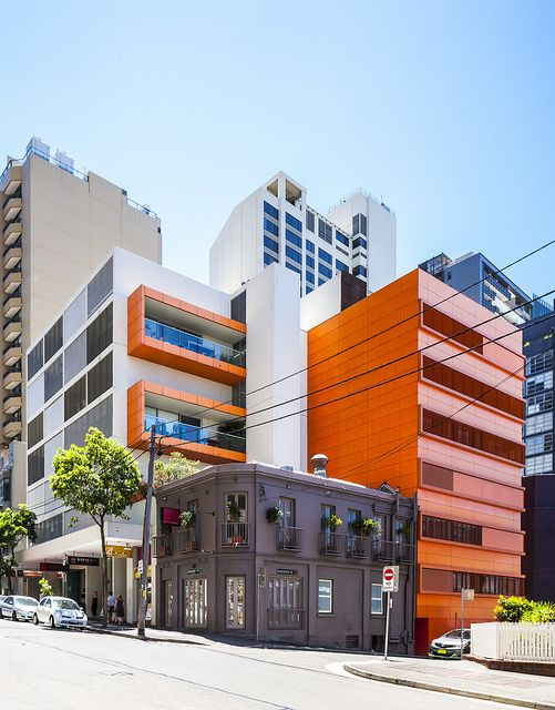 150 liverpool street east sydney darlinghurst sydney for Wilkerson builders