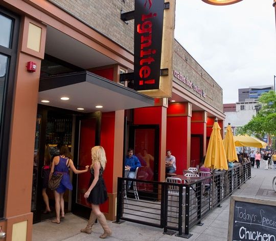 Exceptional Denveru0027s Ten Best Restaurant Patios   Westword