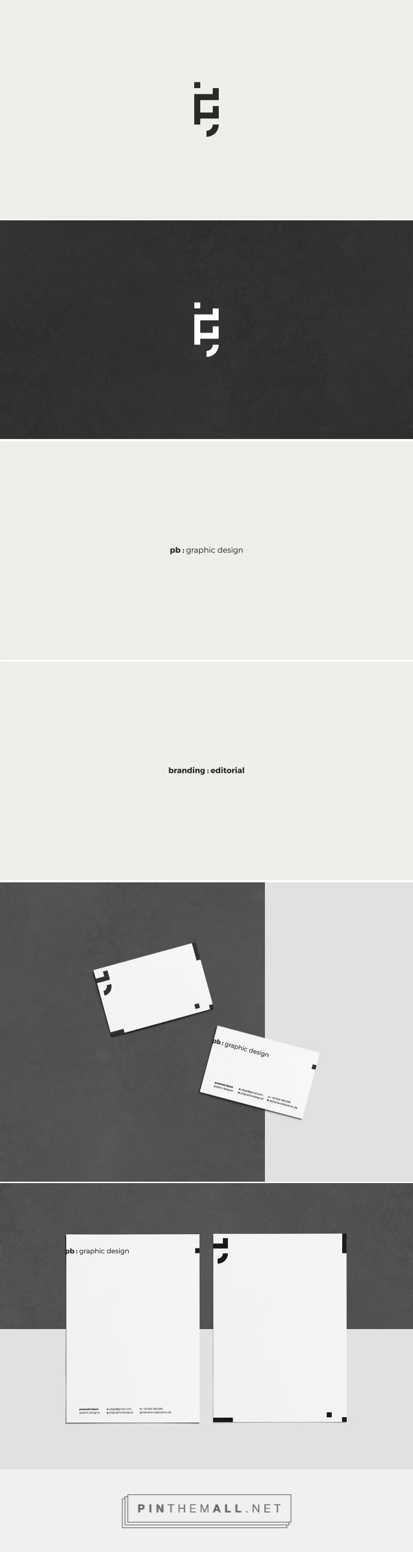 Personal Identity | Self Branding on Behance... - a grouped images picture - Pin Them All