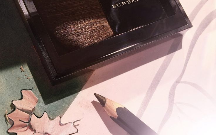 Beauty Belle Liked · 21 minutes ago   Defined lines from Burberry Make-up for Spring/Summer 2014 - shot with #iPhone5s