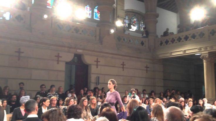 La Fenice Collection   Neressa   Catwalk    https://www.facebook.com/neressa.collection #guremodagaur #DFW2014 #fashion #donostia #style