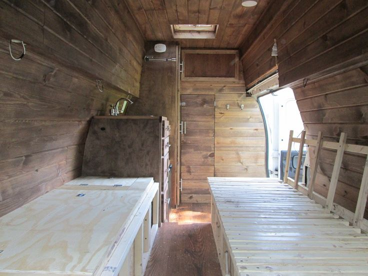 In April 2015, I bought a 2001 Chevy Express Van with a high top roof for $2,800 and spent the following two months turning it into a manly-man cabin on wheels. It was complete with running water, …