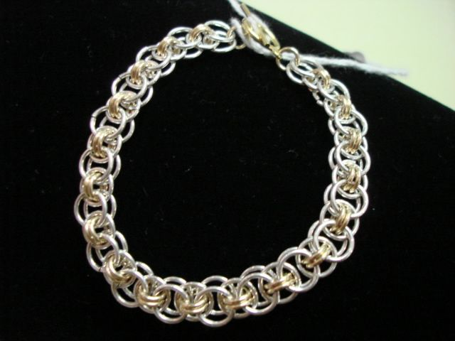 Free Chainmail Patterns Chain Maille Parallel Chain