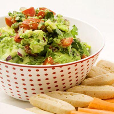 Gorgeous Guacamole Recipe - Delish.com Gluten-free!